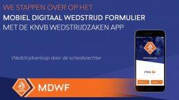 Digitaal DWF en de App.